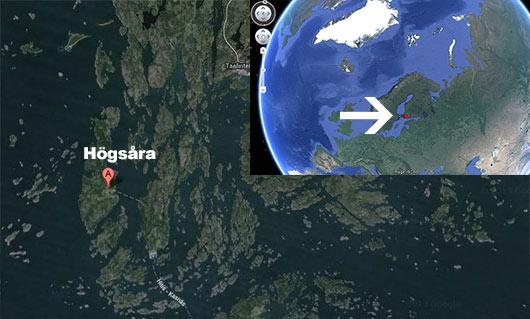 hogsara-map Finlandia