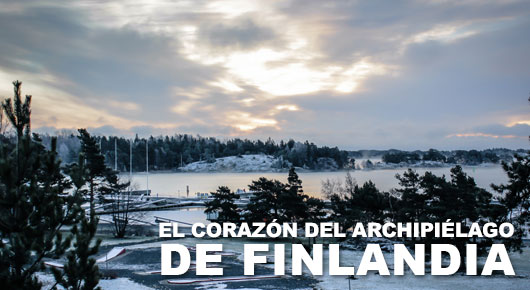 el corazon del archipielago de Finlandia  - Kimito Island