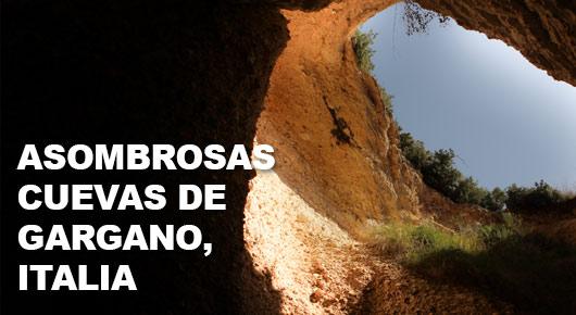 Photo of Asombroso y secreto paraíso en Italia – Cuevas de Gargano