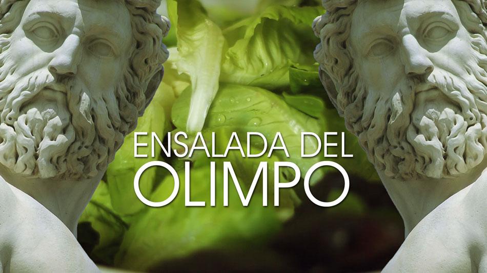receta para mochileros ensalada vegano vegatariano ensalada del olimpo