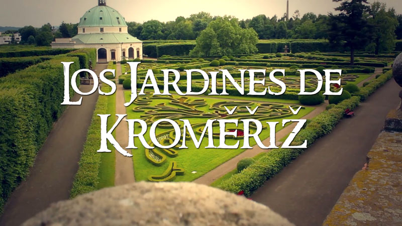 Photo of Los Jardines de Kromeriz – República Checa