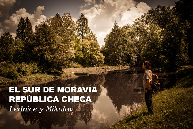 Photo of República Checa para mochileros: Lednice y Mikulov