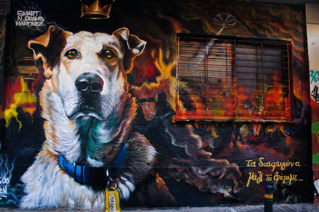 Atenas Street Art 1