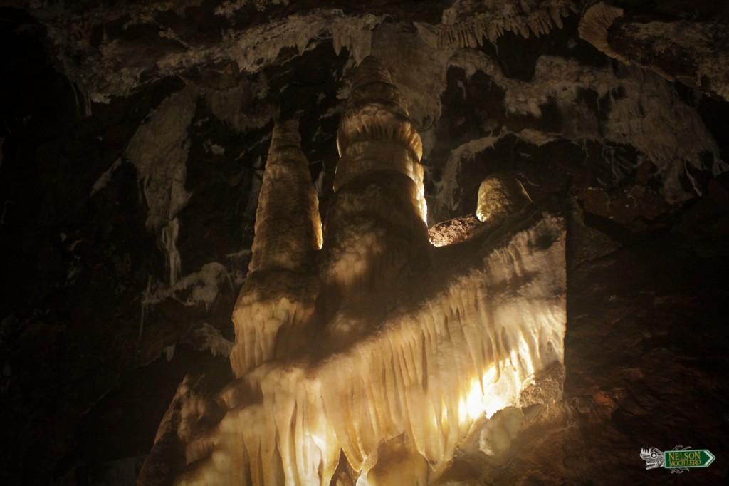 La gruta de las maravillas en Aracena, Huelva