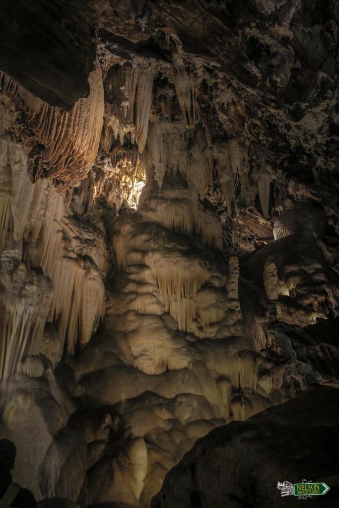 La gruta de las Maravillas. Cavernas profundas en Huelva.
