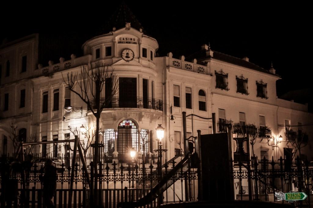 Arquitectura de Anibal Gonzales en Aracena -  Huelva