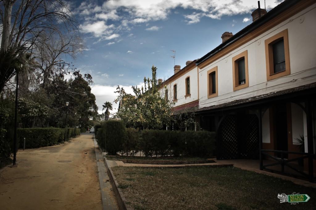Barrio Inglés de Bellavista - Riotinto, Huelva - España