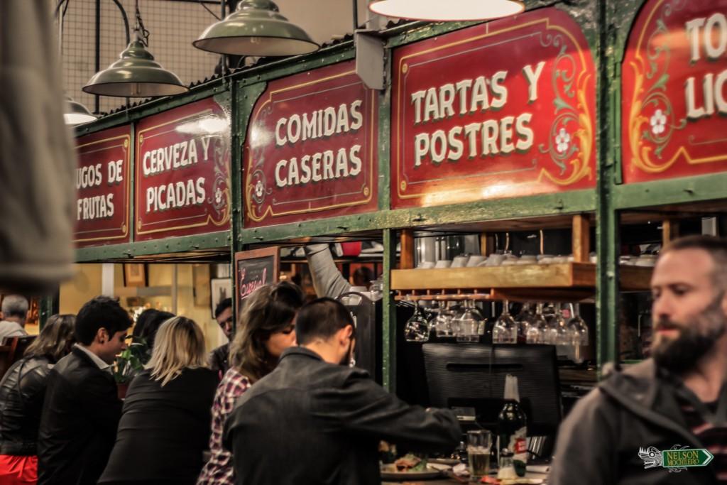 Cafe del Mercado San Telmo