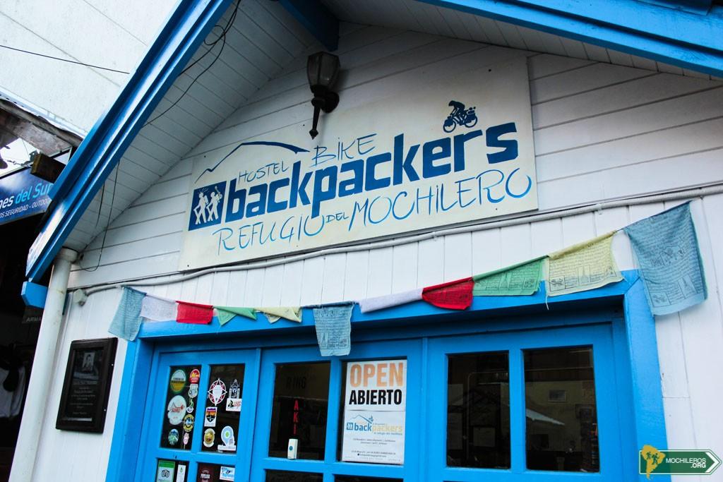 backpackers - Refugio del Mochilero - Ushuaia