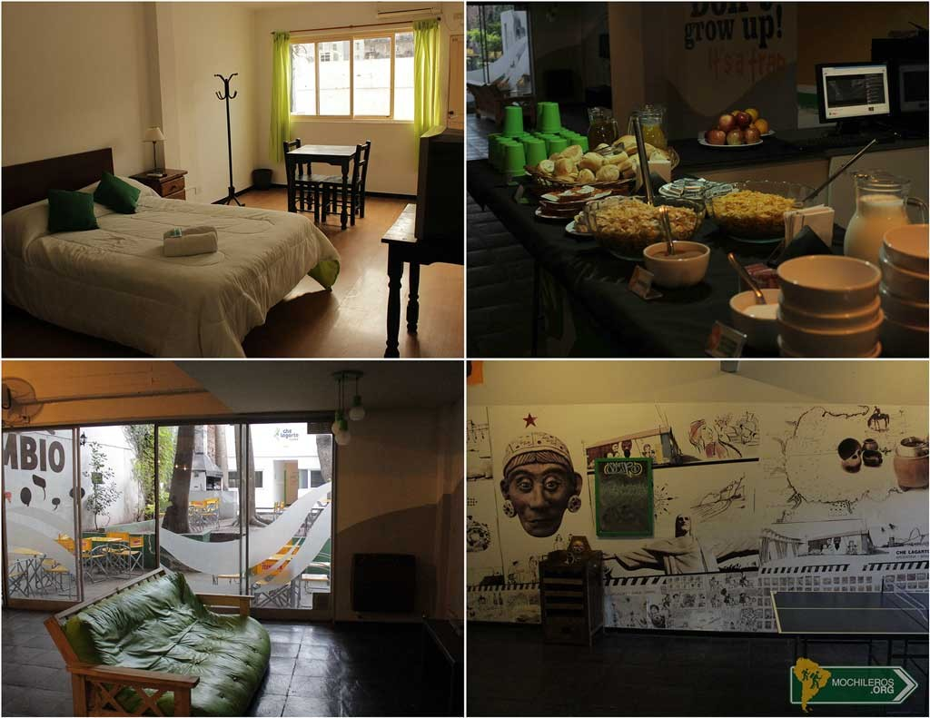 Che Lagarto Hostels en Buenos Aires