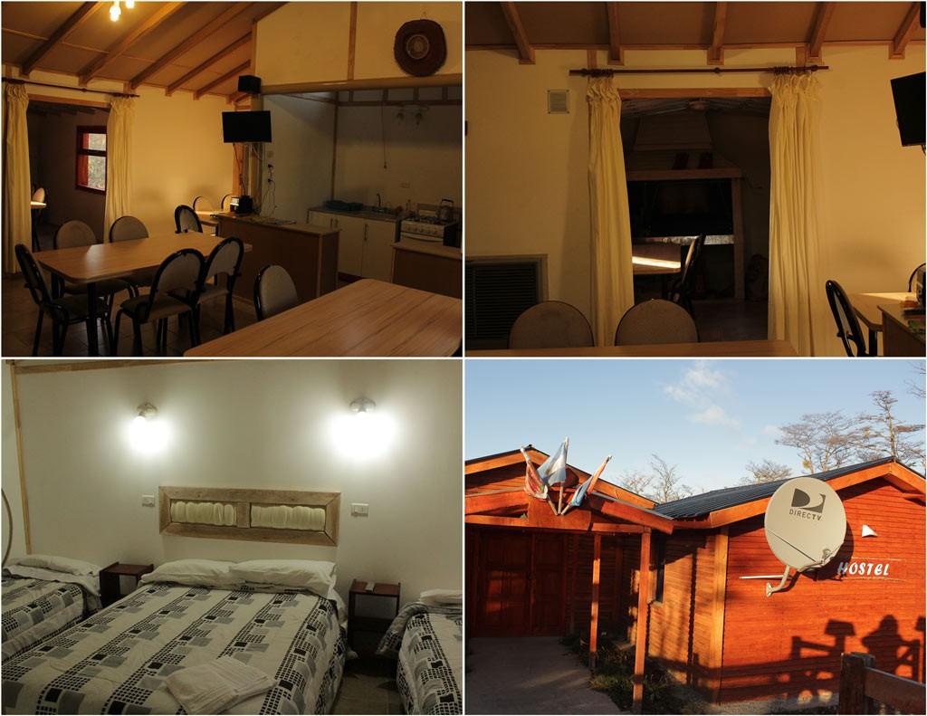 Hostel Cabañas del Fagnano
