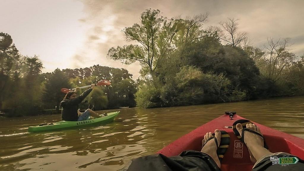 Que hacer en Buenos Aires Kayak Tigre 2