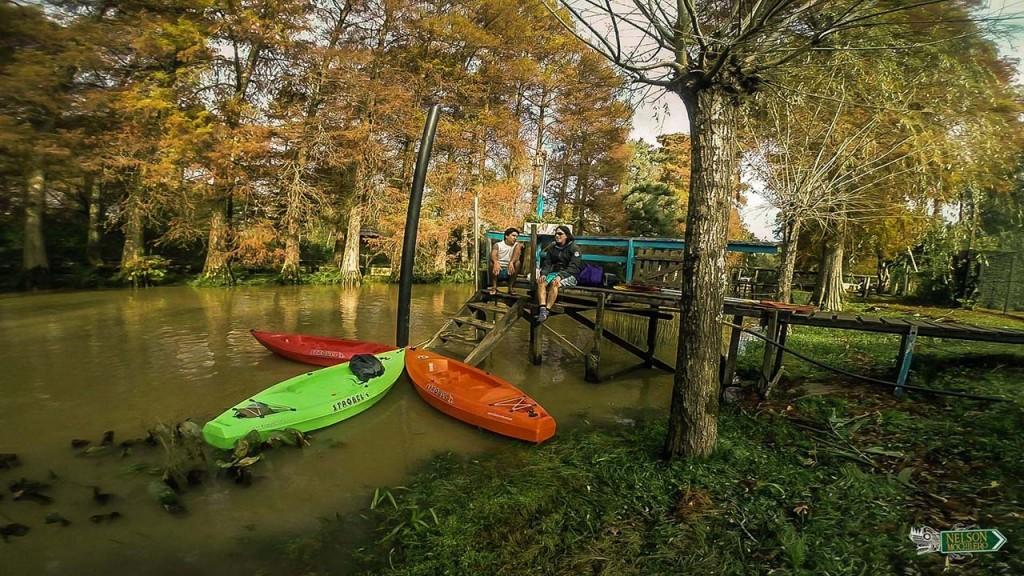 Que hacer en Buenos Aires Kayak Tigre 5