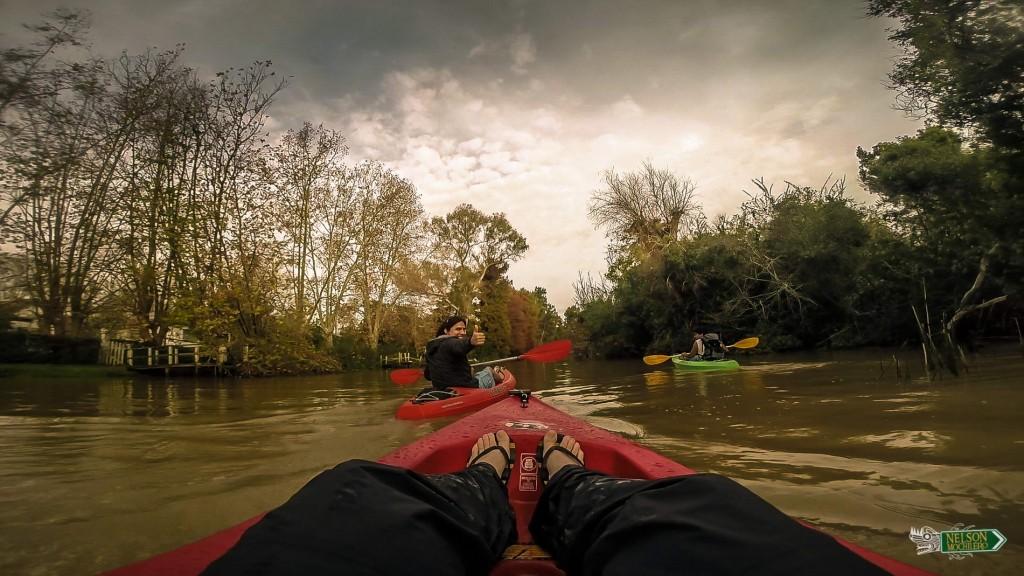 Que hacer en Buenos Aires Kayak Tigre 7