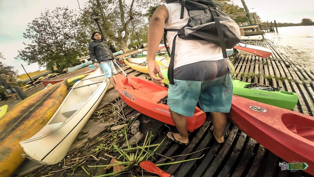 Que hacer en Buenos Aires Kayak Tigre 3