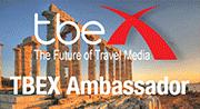 Registrate con 20% de descuento al Tbex Atenas con el codigo de Nelson Mochilero: nelson20