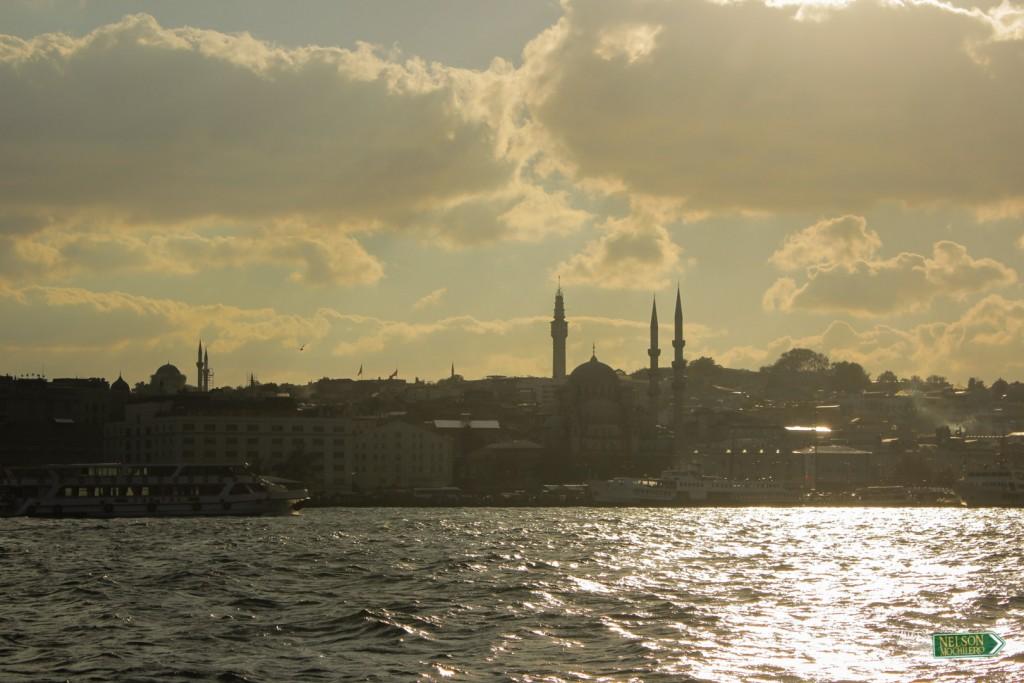 Mar de Marmara. Bosforo: Estambul - Turquía, Istanbul TurkeyMar de Marmara. Bosforo: Estambul - Turquía, Istanbul Turkey
