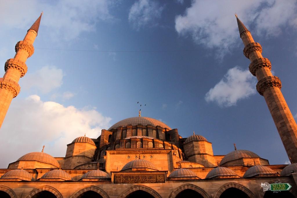 Mezquita de Suleymaniye:  Estambul - Turquía, Istanbul Turkey