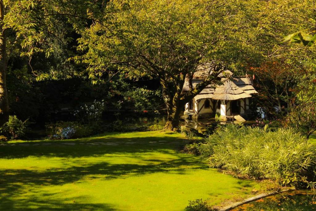 Quinta da Aveleda - jardines, enoturismo