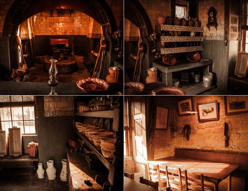 Quinta da Aveleda - Cocina de Casa antigua