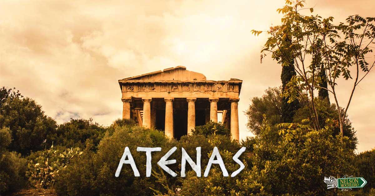 Photo of Caminando por Grecia – Qué ver y hacer en Atenas