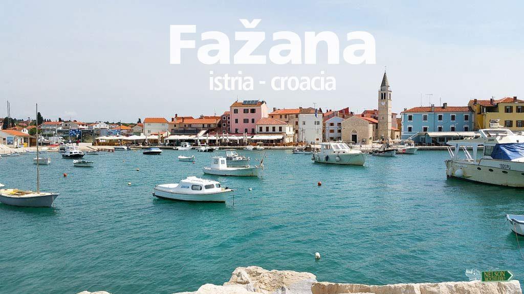 Fažana Istria Croacia Adriatico Mediterraneo Europa