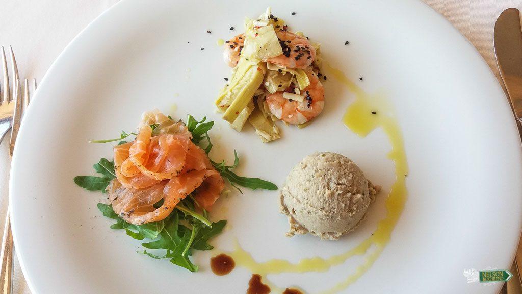 Inspiración culinaria en Hotel Velanera.