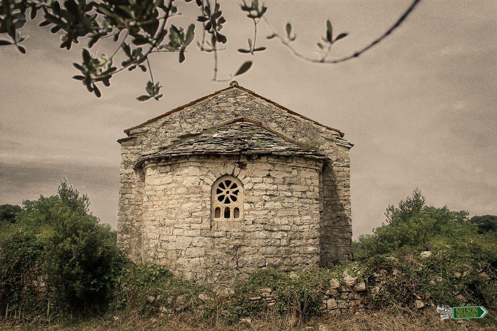 Iglesia de San Eliseo en Fažana - Istria Croacia