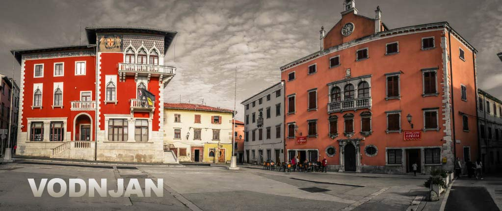viajar a Croacia - Vodnjan Istria