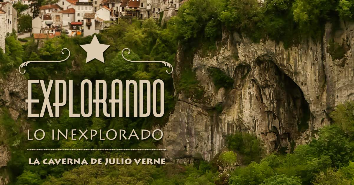 Pazinska Jama - Caverna de Julio Verne Pazin Istria Croacia - Nelson Mochilero