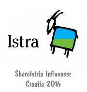 influencer ShareIstria Croatia